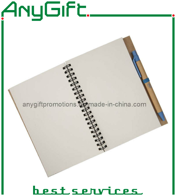 Notebook with Customized Logo (AG-NB-020) pictures & photos