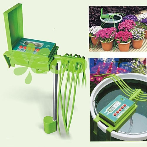 China Diy Automatic Micro Drip Irrigation System With Controller