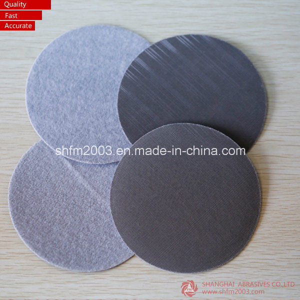 Sandpaper For Metal >> Hot Item Abrasive Aluminum Oxide Film Disc Sandpaper For Metal Wood Auto