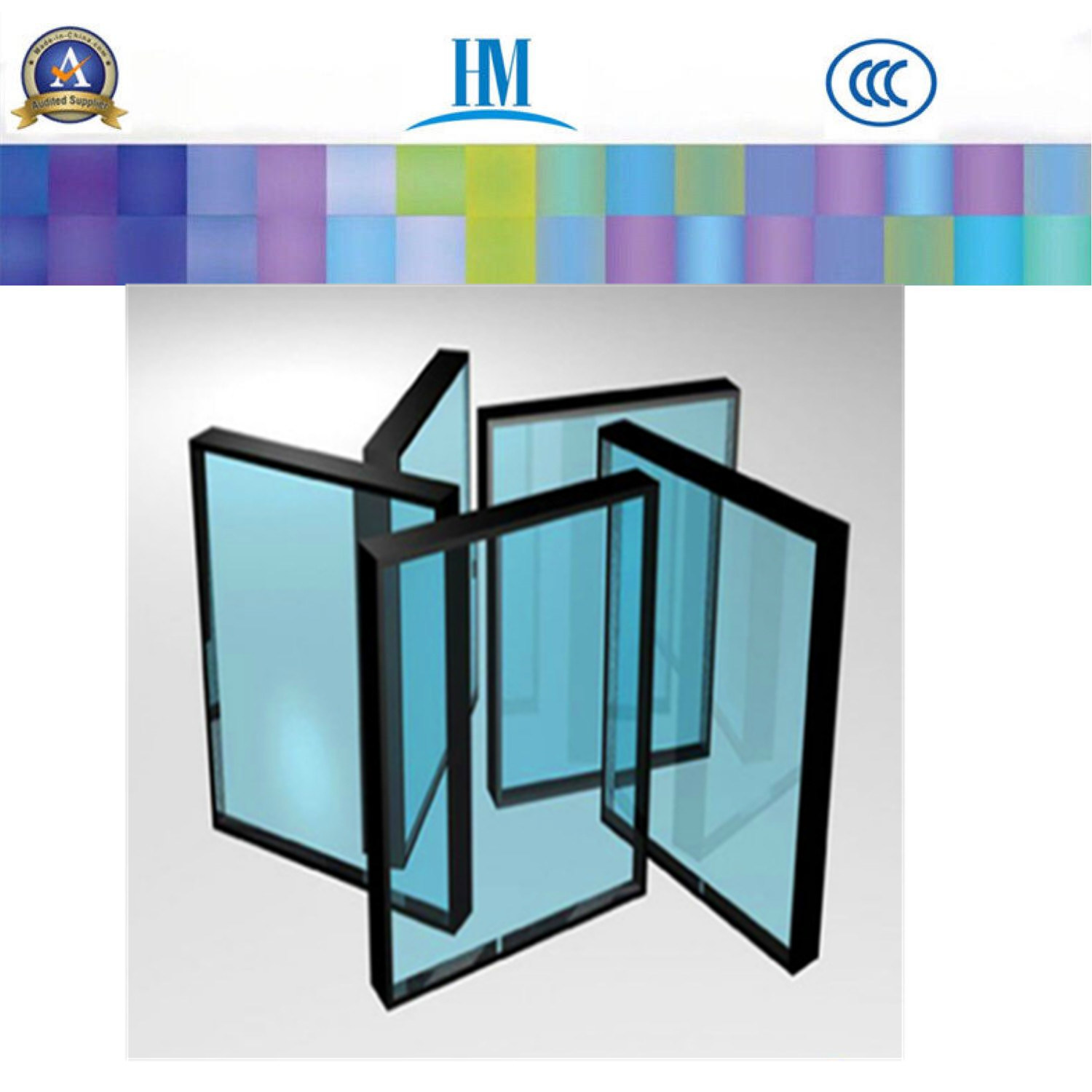 China Double Glazing/Insulating/Reflective/Float/Architectural ...