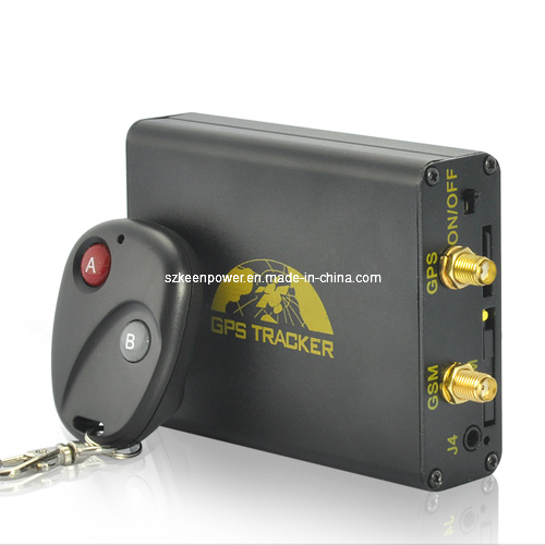 Car GPS Tracker Alarm System - Remote Control, Car Alarm Functions, Real Time Tracking (GG6023)