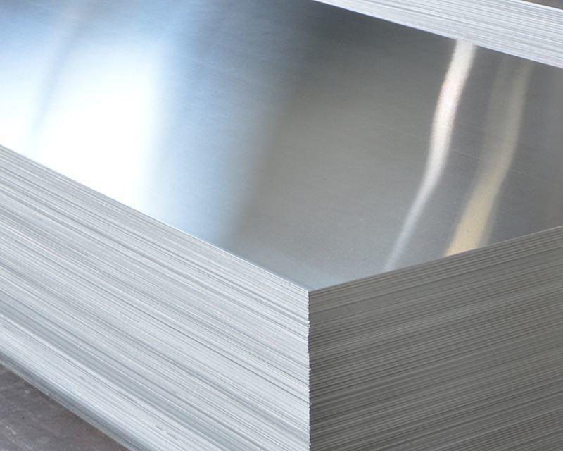 China Mill Finish Aluminium Sheet Alloy 1050 1100 3003
