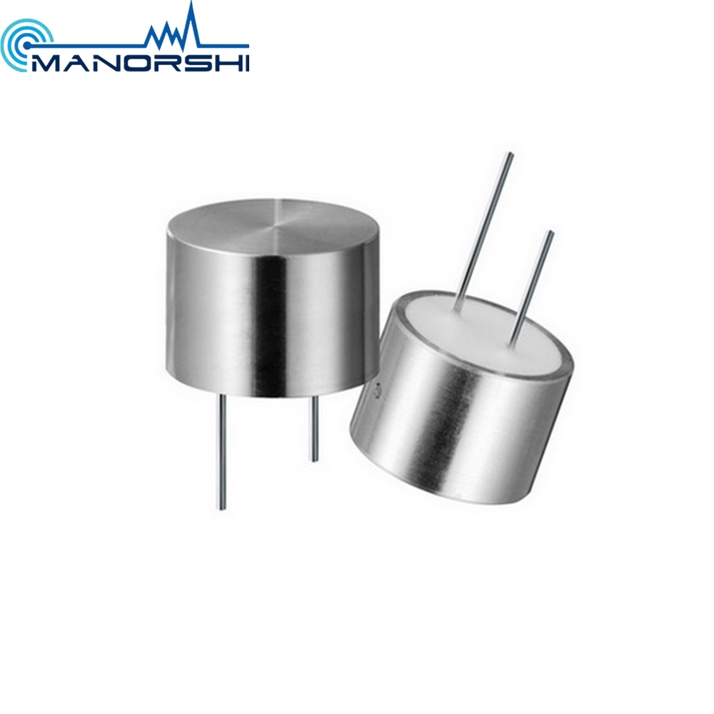 China 10mm 40khz Waterproof Ultrasonic Sensor Transmitter And Circuit Receiver Transducer