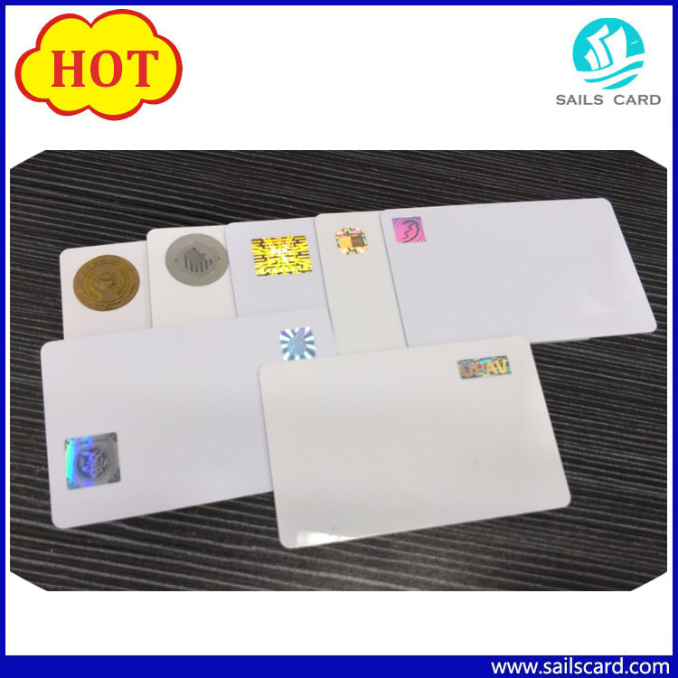 China Plastic 3D Hologram Business Card/PVC Card Printing Hologram ...