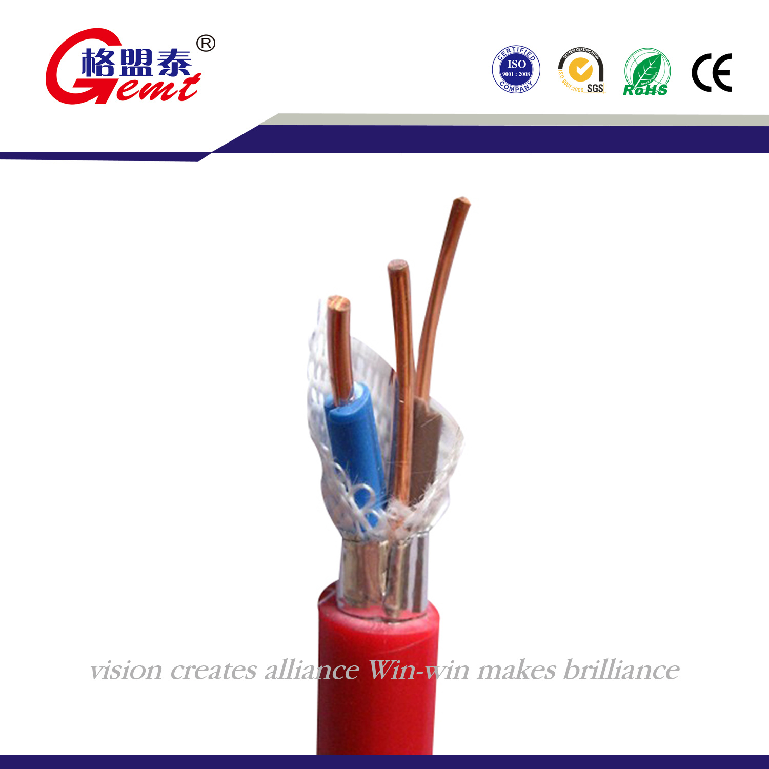 China Fire Resistant Cable Sold to South Amecia - China Fire ...