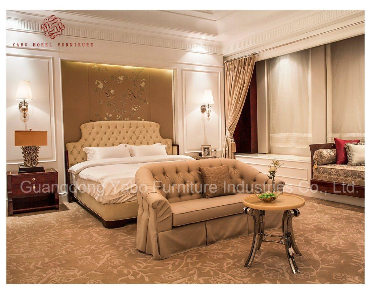China Modern Luxury Hotel Furniture With Wood Bedroom Set Yb 827 China Hotel Furniture Furniture Set