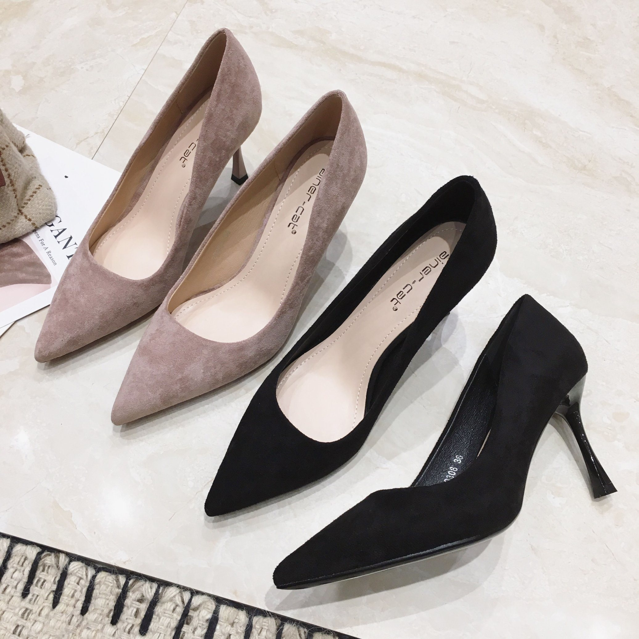 China Women Heel Dress Shoes Ladies Shoes High Heel Pumps Shoes For Formal Occasion China Shoes And Ladies Shoes Price
