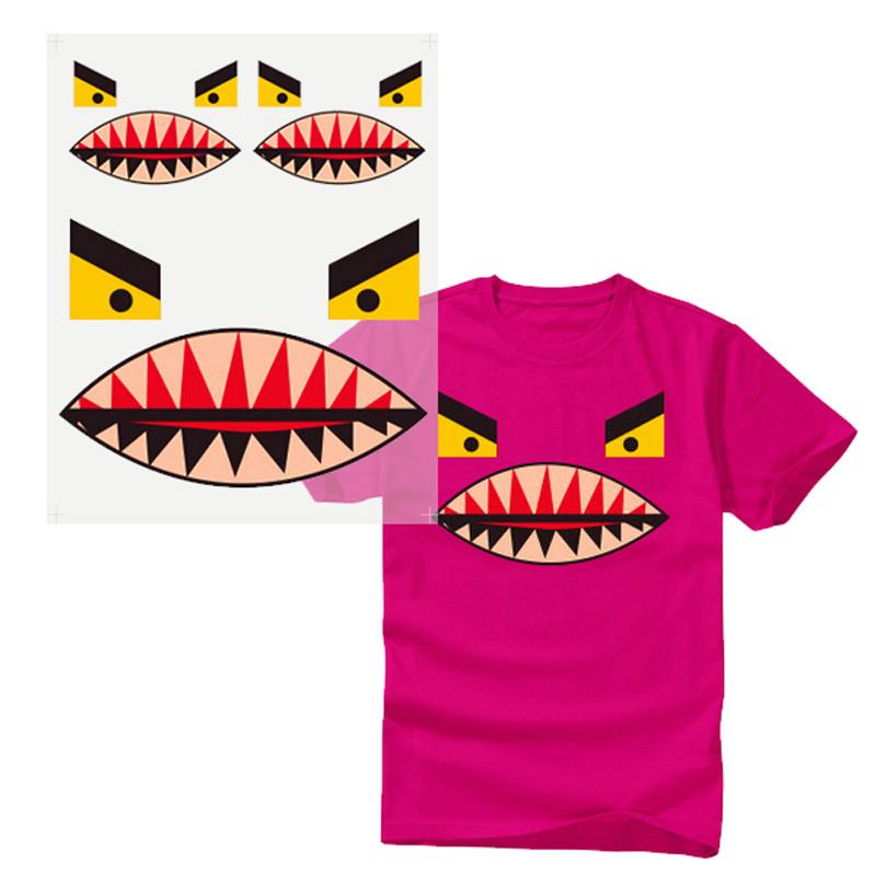 b71acfac China Wholesale Custom Plastisol Heat Transfer Sticker for T-Shirt ...