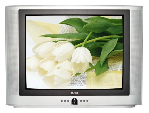 China Crt Color Tv 25t8  25 Inch