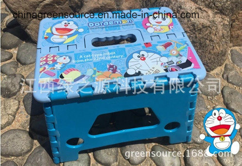 Greensource, in-Mould Labeling of Lovely Cartoon Stool