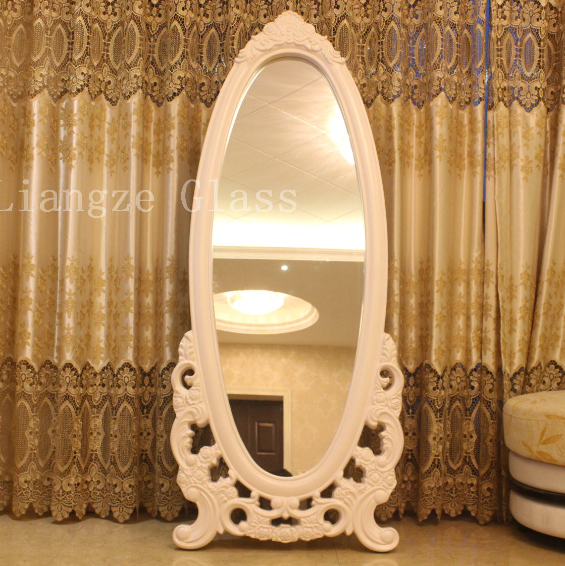 China Customized Silver Mirror/Dressing Mirror/Decorative Mirror ...