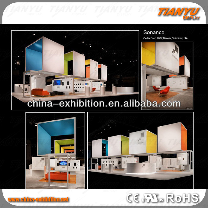 China Customer Design Trade Show Exhibition Booth China Booth And Exhibition Booth Price