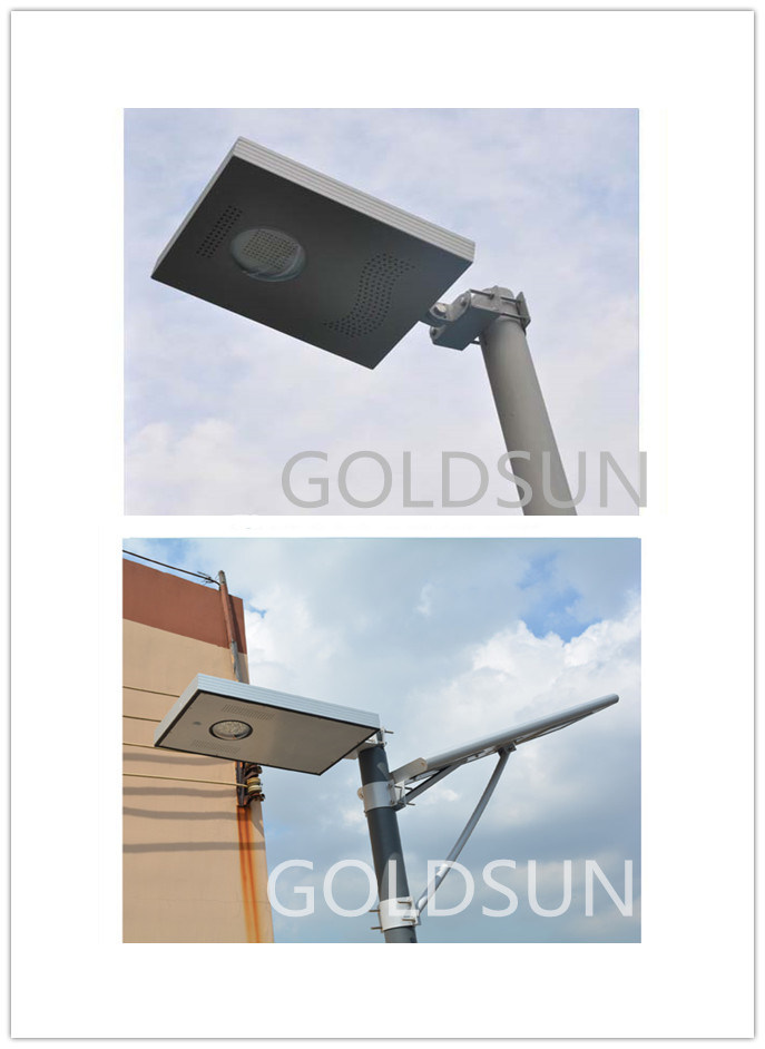 Integrated Unique LED Solar Outdoor Light, Street Light 5W, 8W, 12W, 15W pictures & photos