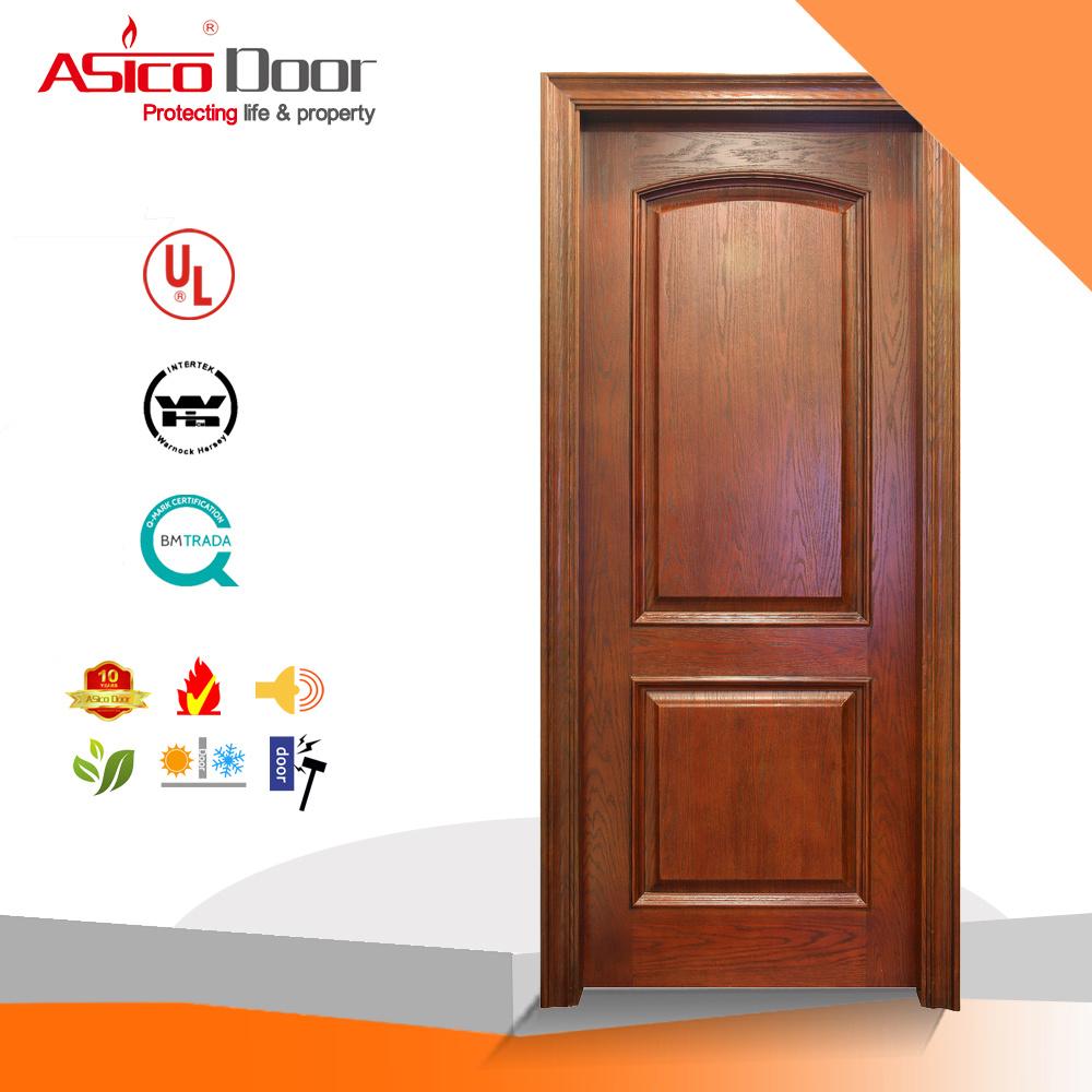 China Exterior /Interior Door Wooden Sashed Door Designs