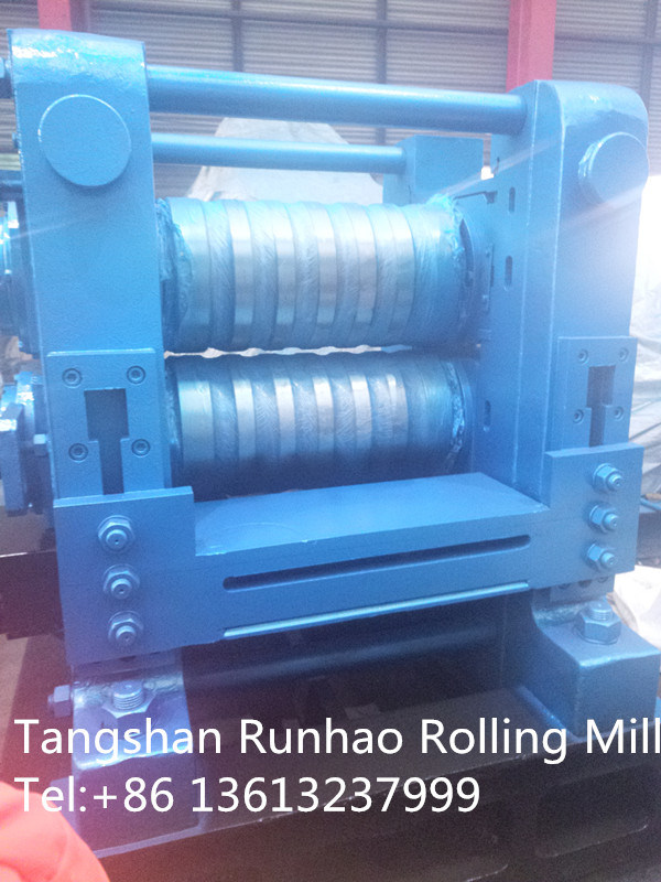 Hot Steel Rolling Mill Machinery.