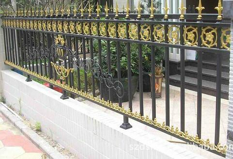 Wrought Iron Fencing/Steel Fence/Metal Fence