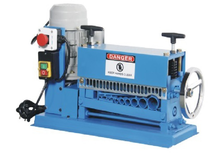 China Automatic Used Copper Cable Wire Making Machine for Stripping ...