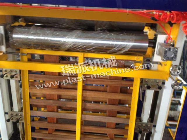 Mono Layer Ruipai Brand Single Winder Plastic Film Machine pictures & photos
