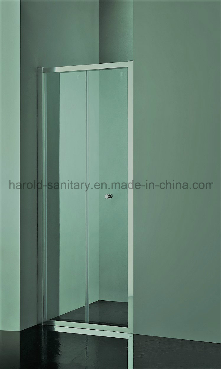 Hot Item Economic Bi Fold Shower Door For Small Space Bathroom