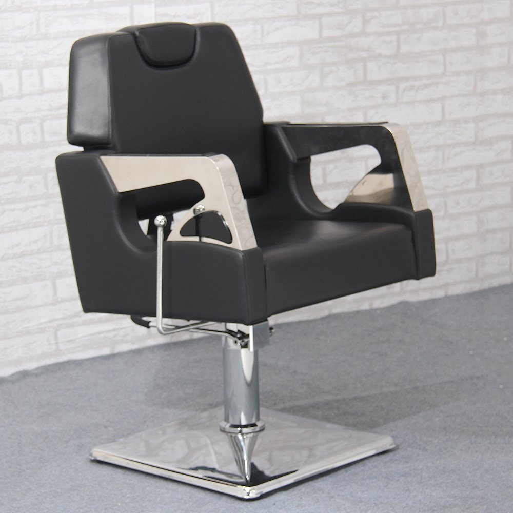 Fine Hot Item Reclining Barber Styling Chair With Armrest Enjoyable Styling Chair Gmtry Best Dining Table And Chair Ideas Images Gmtryco