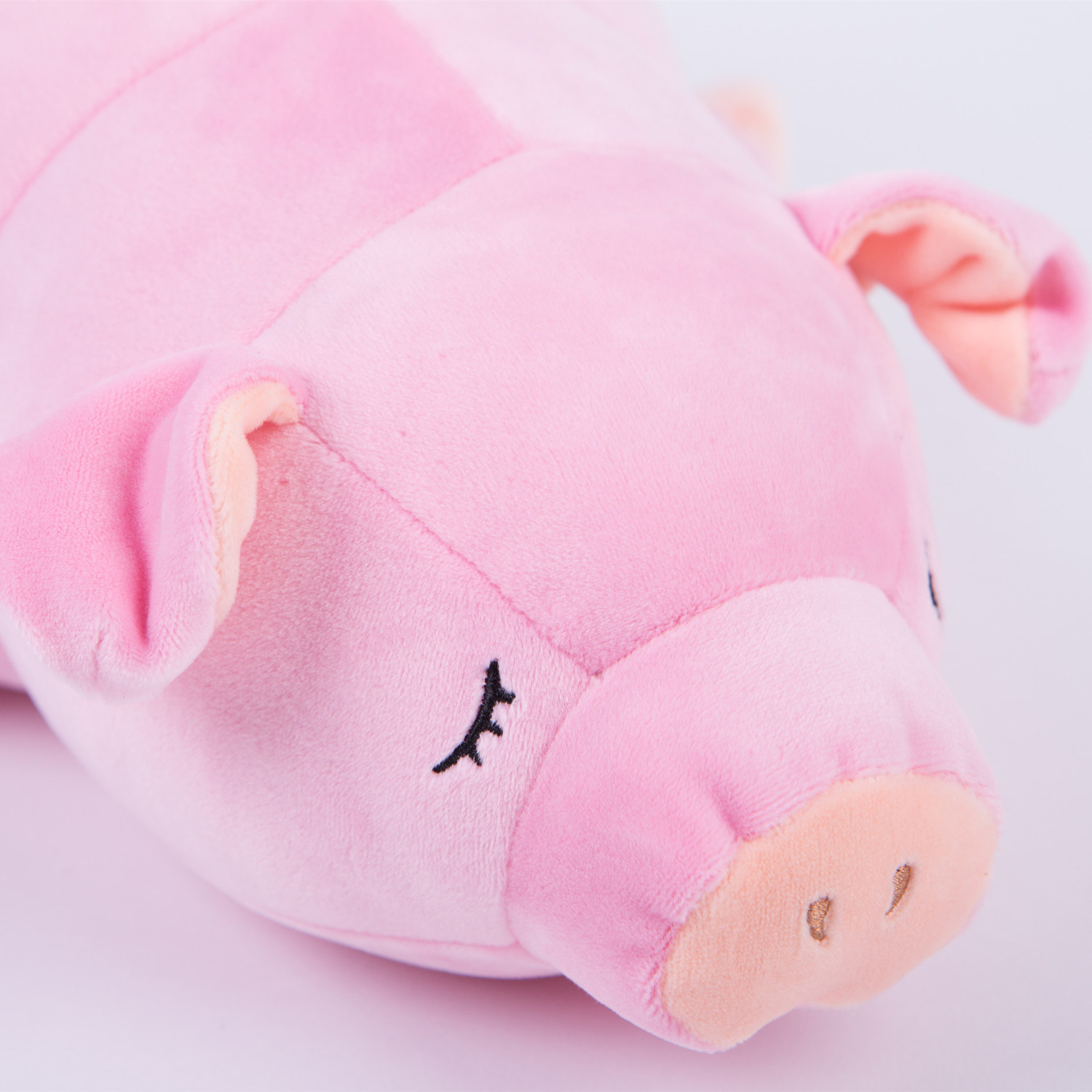 China Hotsale Cute Plush Stuffed Lying Pig Toy For Promotion China
