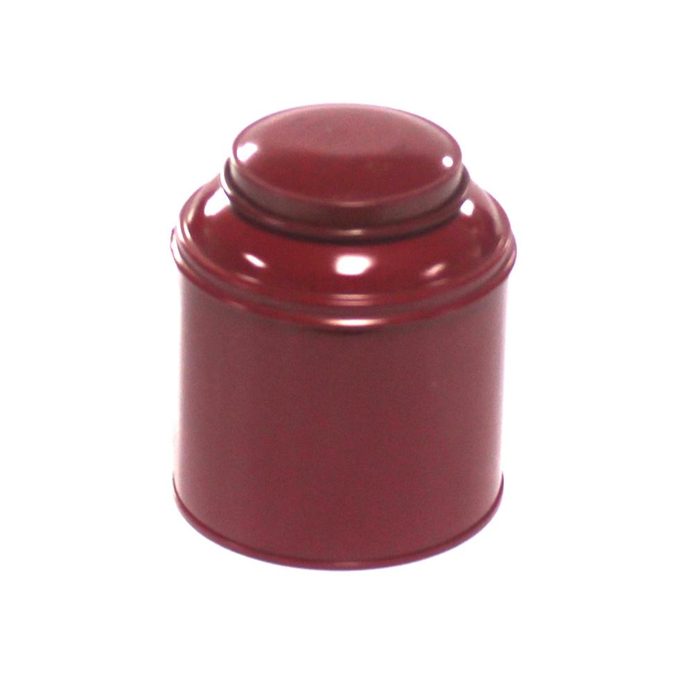 [Hot Item] Pms Red Color Metal Tin Tea Box
