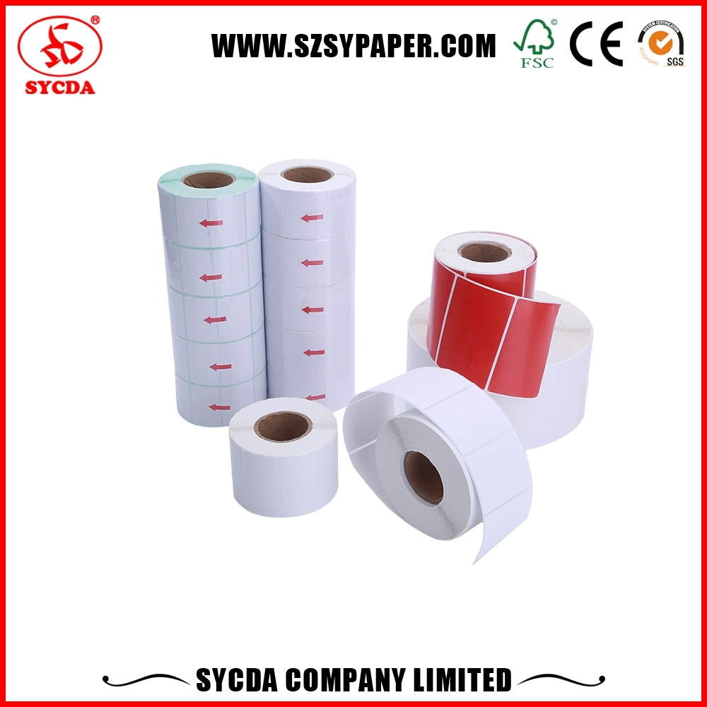 Factory Hot Sale Stickers Self Adhesive Label Paper pictures & photos