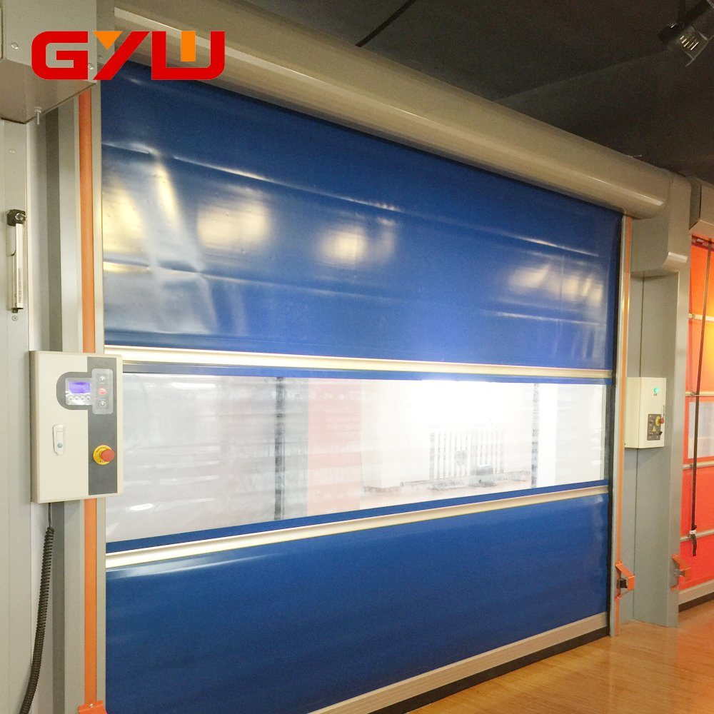 China Auto Roll Up Interior Doors Photos Pictures Made In China