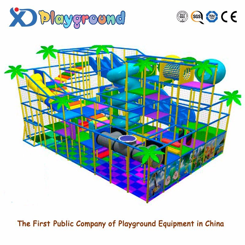 2015 Best Sale Pirate Ship Indoor Commercial Wooden Play House pictures & photos