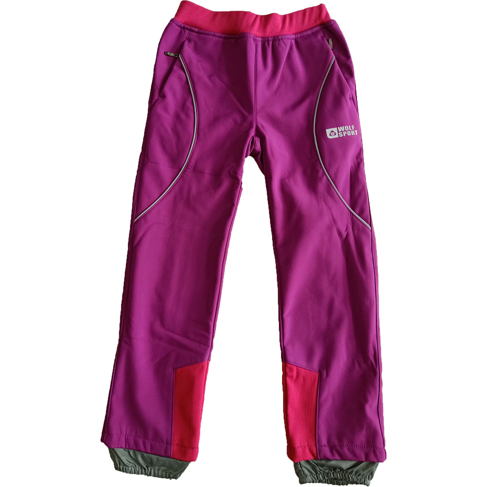 Soft Shell Expandable Waist Warm Insulated Trousers Kids Boys Youth Fleece Lined Windproof Waterproof Hiking Ski Snow Pants