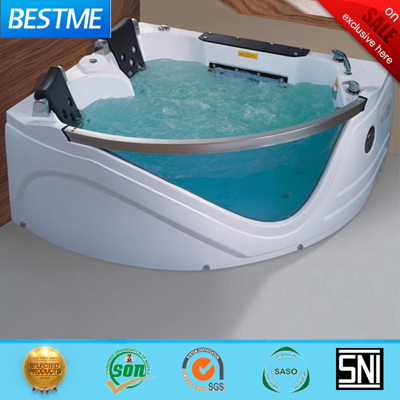 Sanitary Ware For Bathroom Two People Design Bathroom Tub With Double Massage Jacuzzi Bathtub Kb 386 China Jacuzzi Bathtub Sanitary Ware Made In China Com
