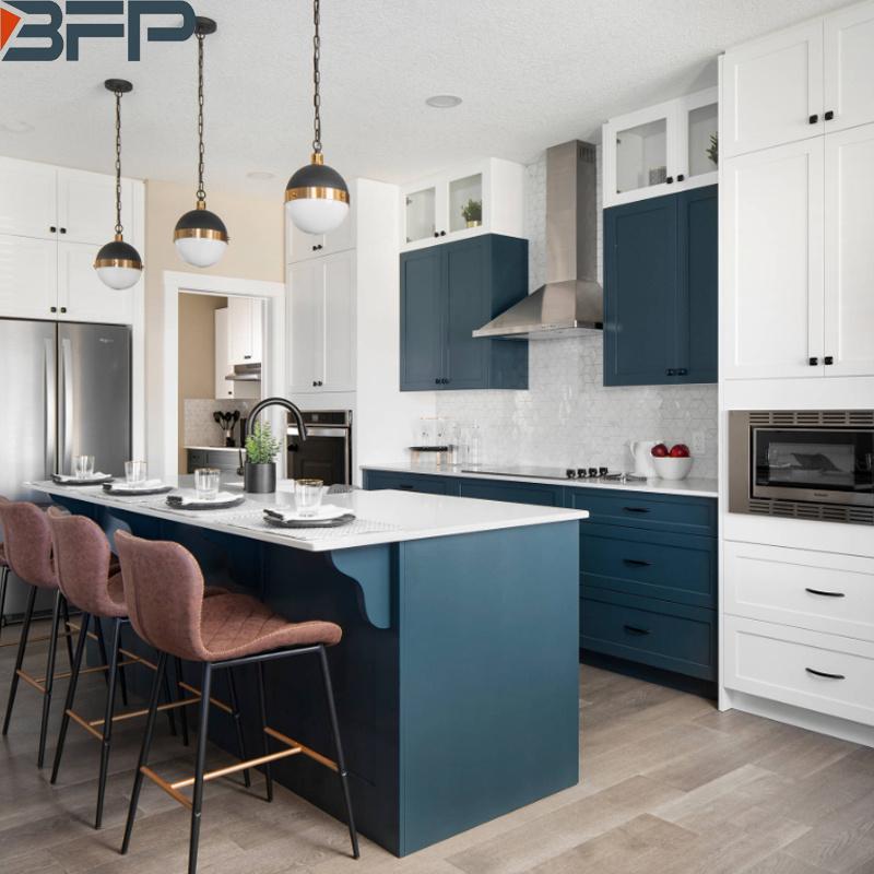 China European Modern Style Shaker Kitchen Cupboard Kitchen Cabinets China Furniture Kitchen Cabinets