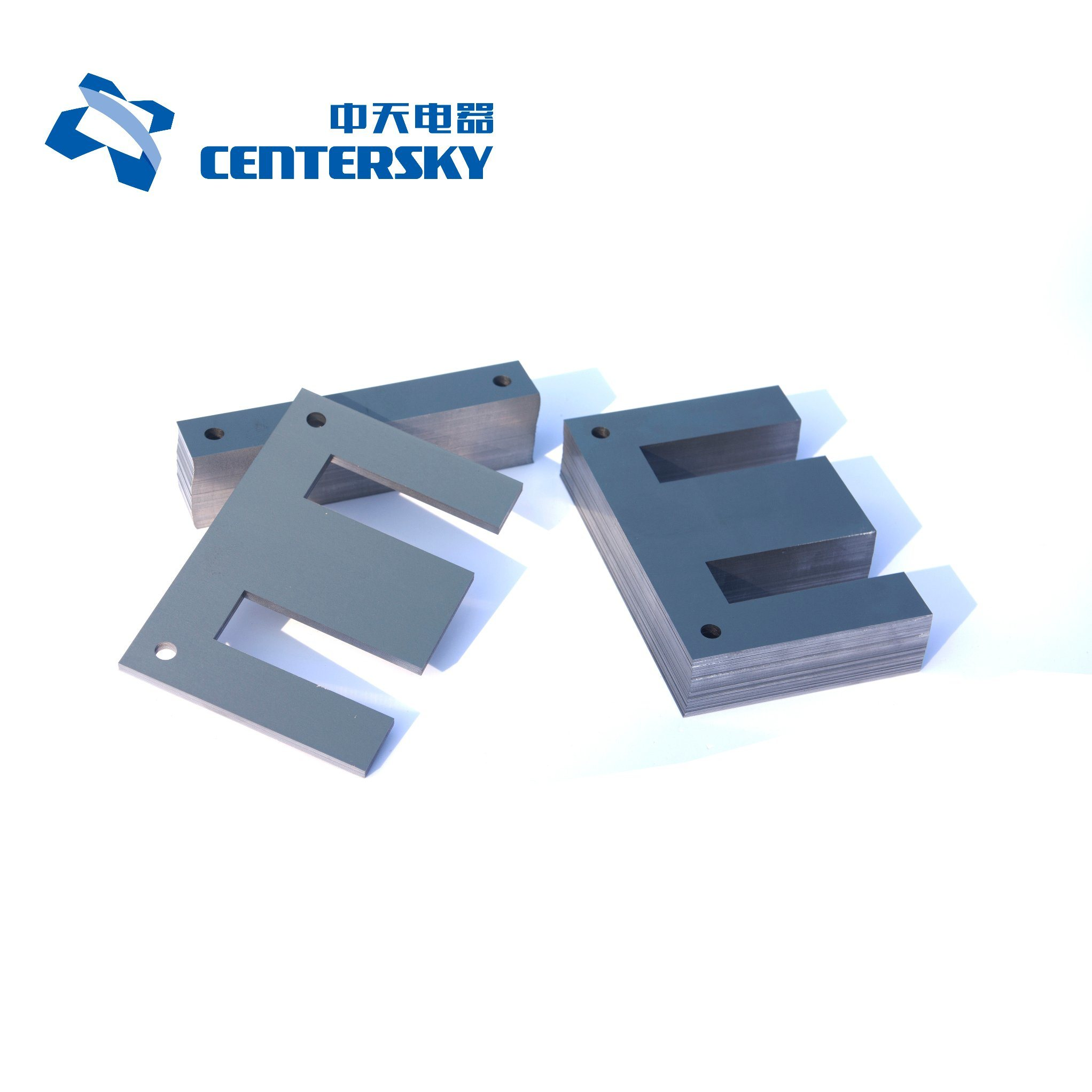 Centersky Single Phase Ei Silicon Steel Sheet for Transformer