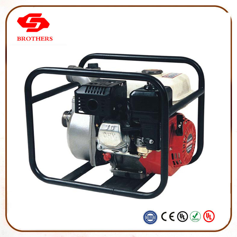 2 Inch Gasoline Water Pump, Drainage Pumping Machine, 4-Stroke Air-Cooled Ohv Gasoline Engine Pump pictures & photos