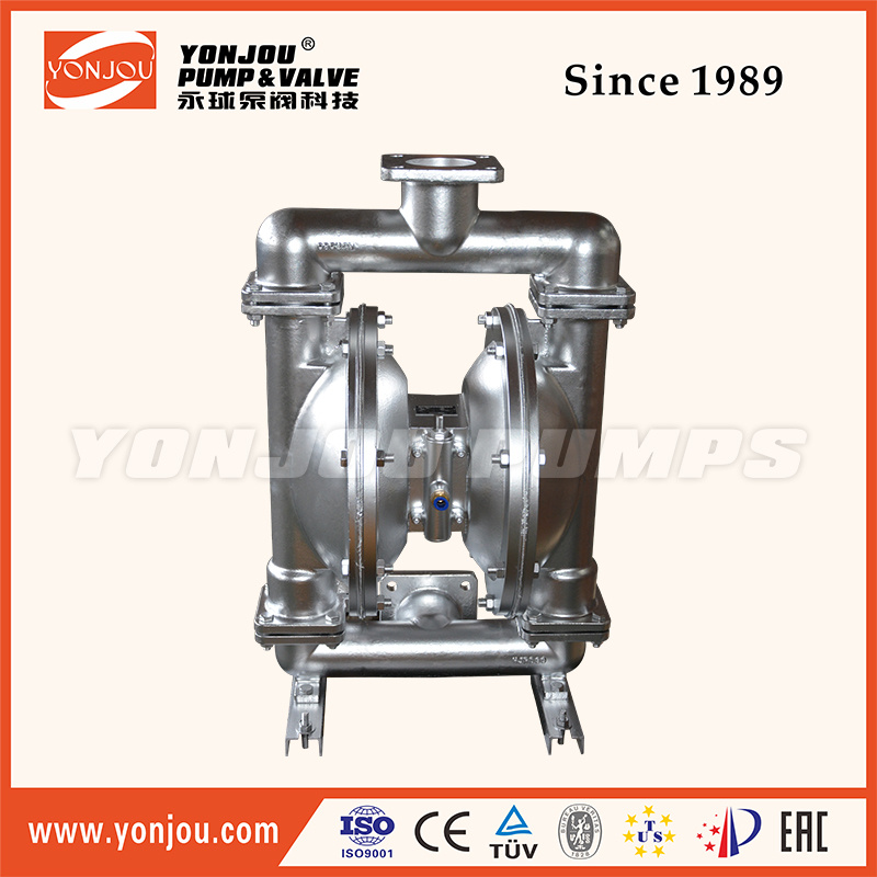 PP Pneumatic Diaphragm Pump