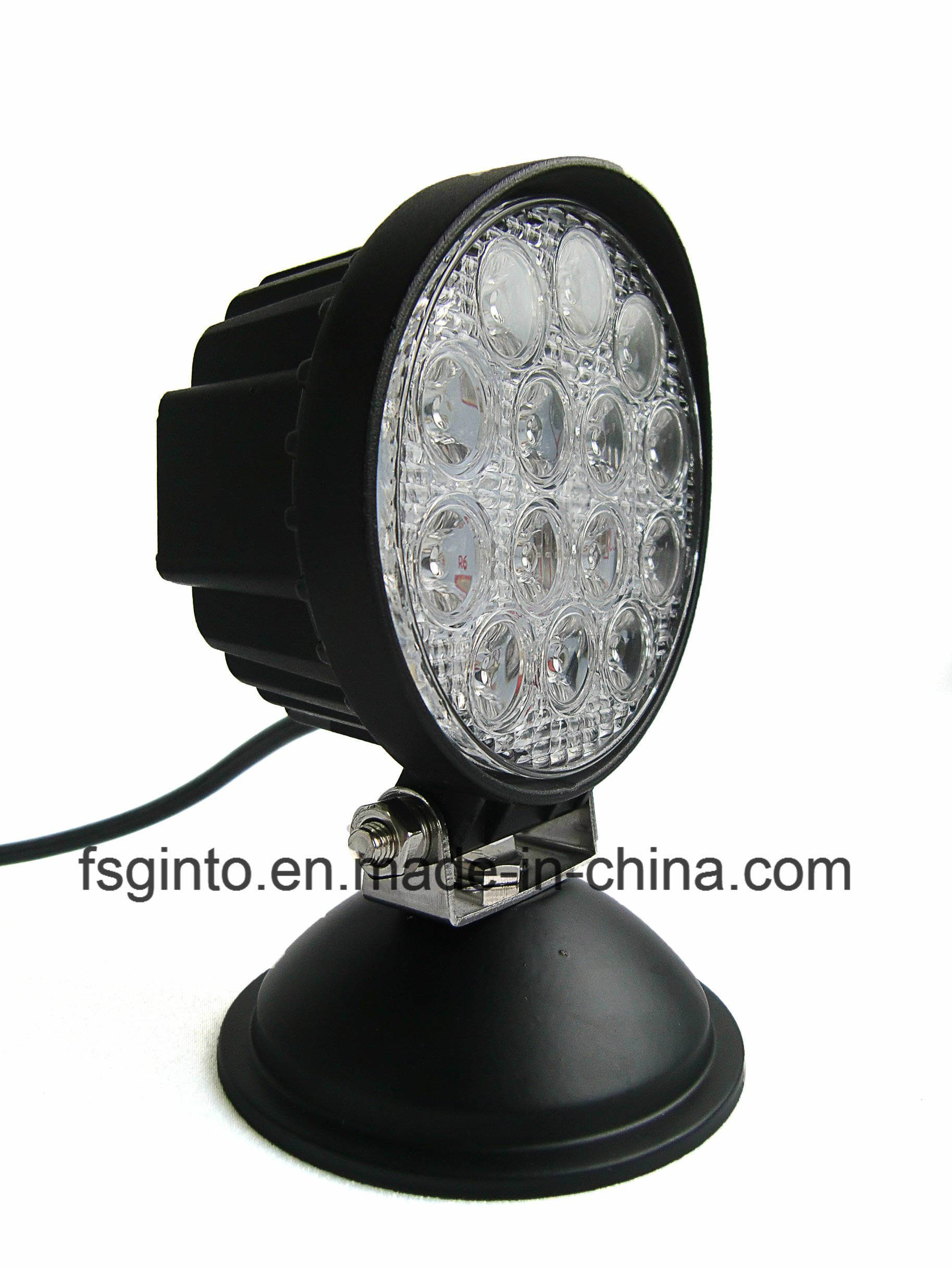 Car Auto Parts 12V/24V Quality High Power LED Work Light for Truck pictures & photos