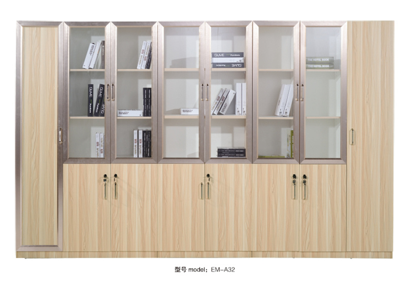 Modern Book Shelf Furniture Multifunctional File Cabinet