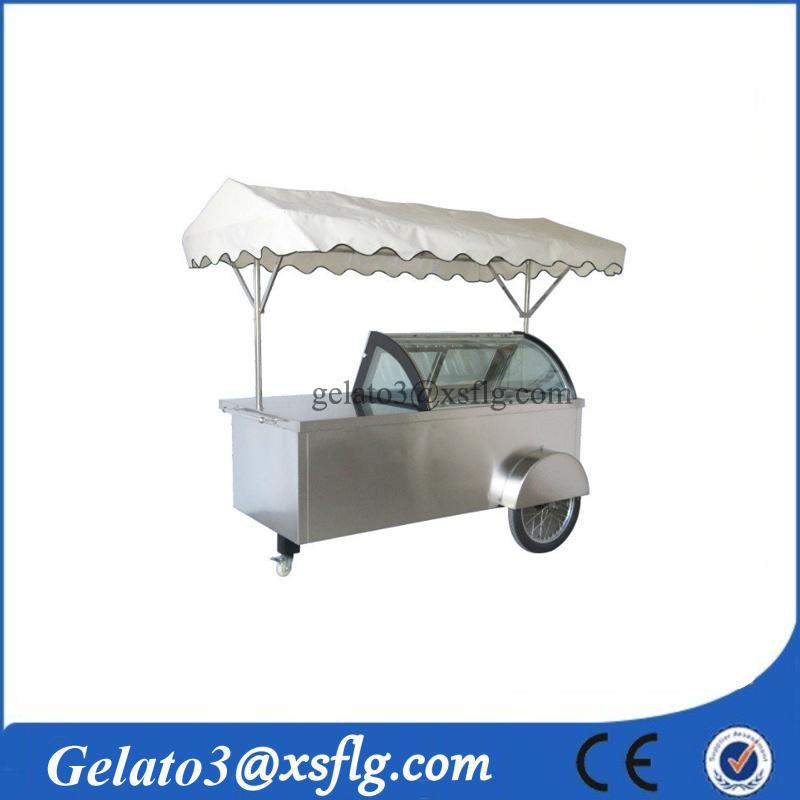 Ice Cream Cart For Sale >> China Bike Ice Cream Cart For Sale Mobile Freezer Ice Cream