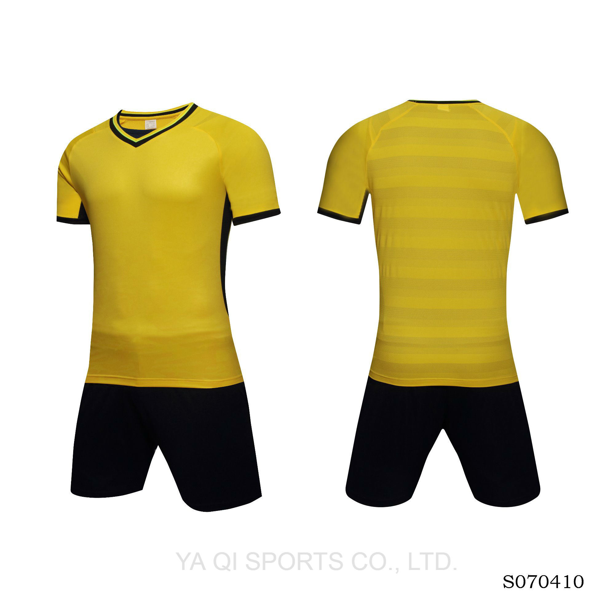 c7ad23d9db4 China Customized OEM Your Logo Football Uniform Blank Football Jersey Soccer  - China Soccer Uniforms