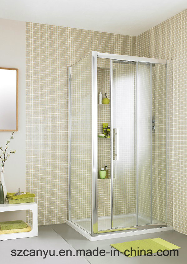 China High Quality Fibreglass Shower Cubicle Room - China Buildinng ...