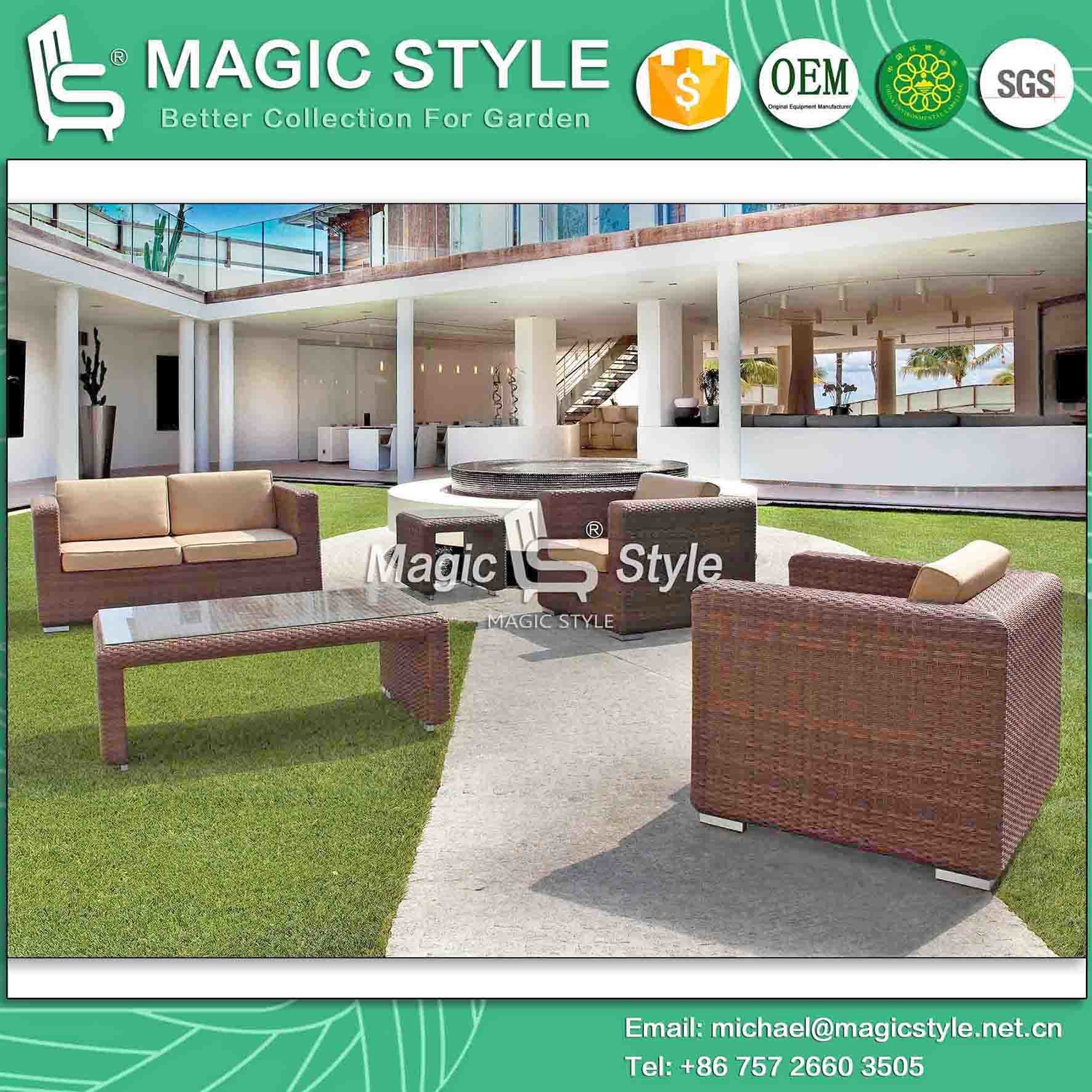 Super Hot Item Garden Sofa Set Wicker Sofa Rattan Sofa Patio Sofa Set Combination Sofa Magic Style Dailytribune Chair Design For Home Dailytribuneorg