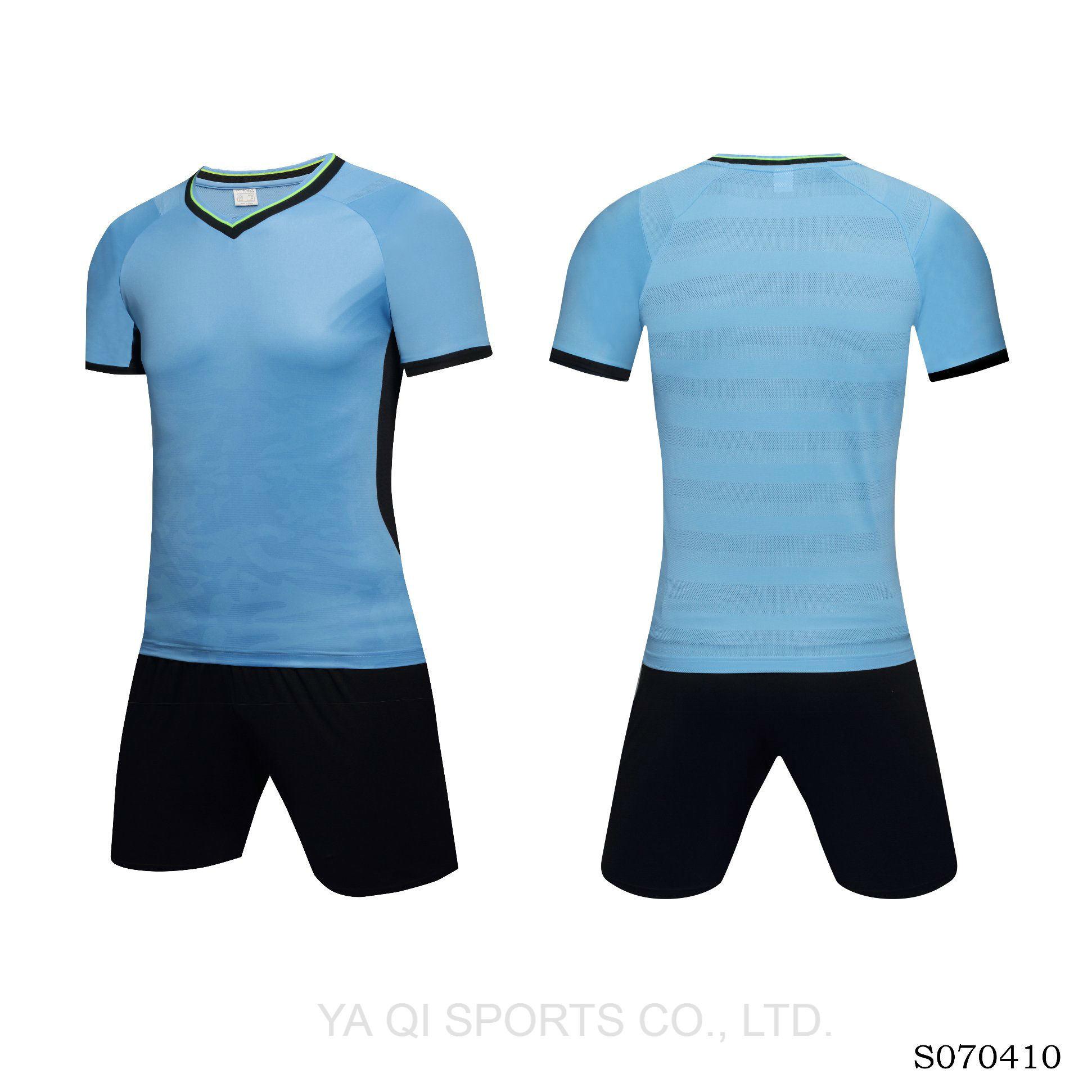 Customized OEM Your Logo Football Uniform Blank Football Jersey Soccer