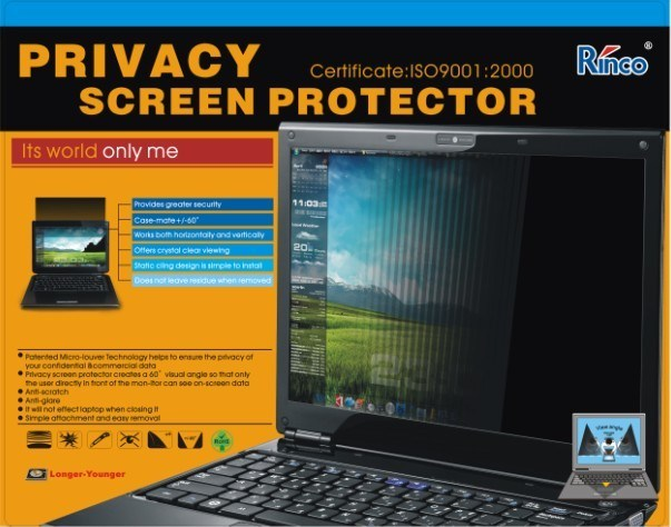 China Privacy Screen Protector For Laptop China Screen