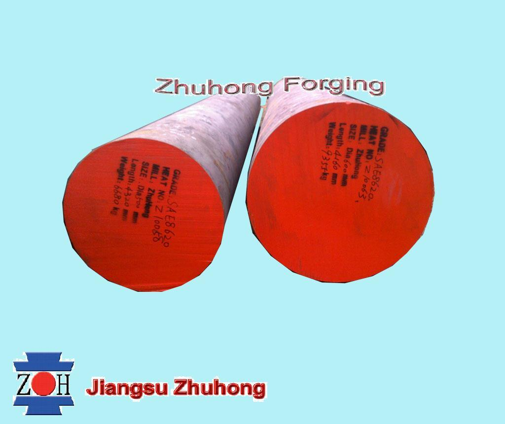 Steel Round Forgings (51CrV4)