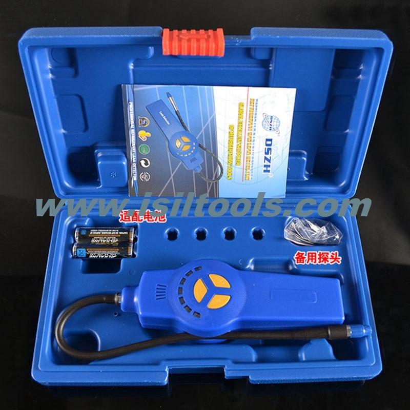 New gas analyzer CFC HFC Halogen gas leak detector Freon Gas detector