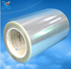 [Hot Item] Transparent Corona Treatment Pet Film Polyester Film Roll for  Release and Protective