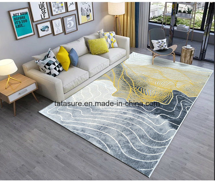 China Modern Area Rugs For Floor Carpet