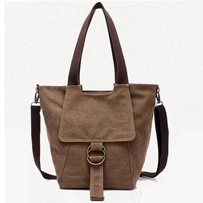 545e5bfbbfb3 China Fashion Design Canvas Handbag Lady Tote Shoulder Bag Wholesale ...