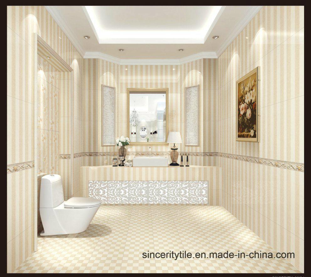 China Foshan Sugar Glazed Ceramic Wall Tile - China Bathroom Tile ...