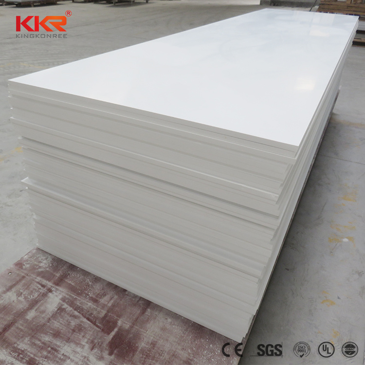 China 2440 1220mm Corian Solid Surface Slabs For Building Material China Solid Surface Acrylic Solid Surface